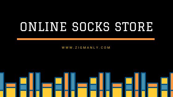 online socks store