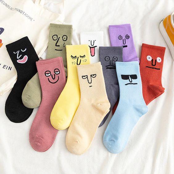 fun playful socks